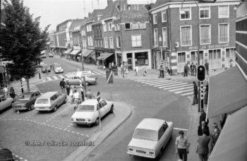 Gevaarlijk kruispunt 1971