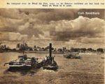 De Tielse ponten rond 1950