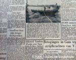 Voorpagina van De Gelderlander 11 maart 1957