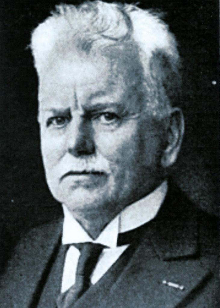 A.H. den Hartog jr., begin 20e eeuw predikant in Ommeren en vader van Jan de Hartog