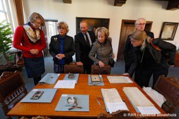 In november 2012 is in het Ambtmanshuis de inventaris (archiefbeschrijving) gepresenteerd van het familie-archief Tydeman aan burgemeester Beenakker en de zusters Laseur (dochters van Mary Dresselhuys, en tweede en vierde van links).