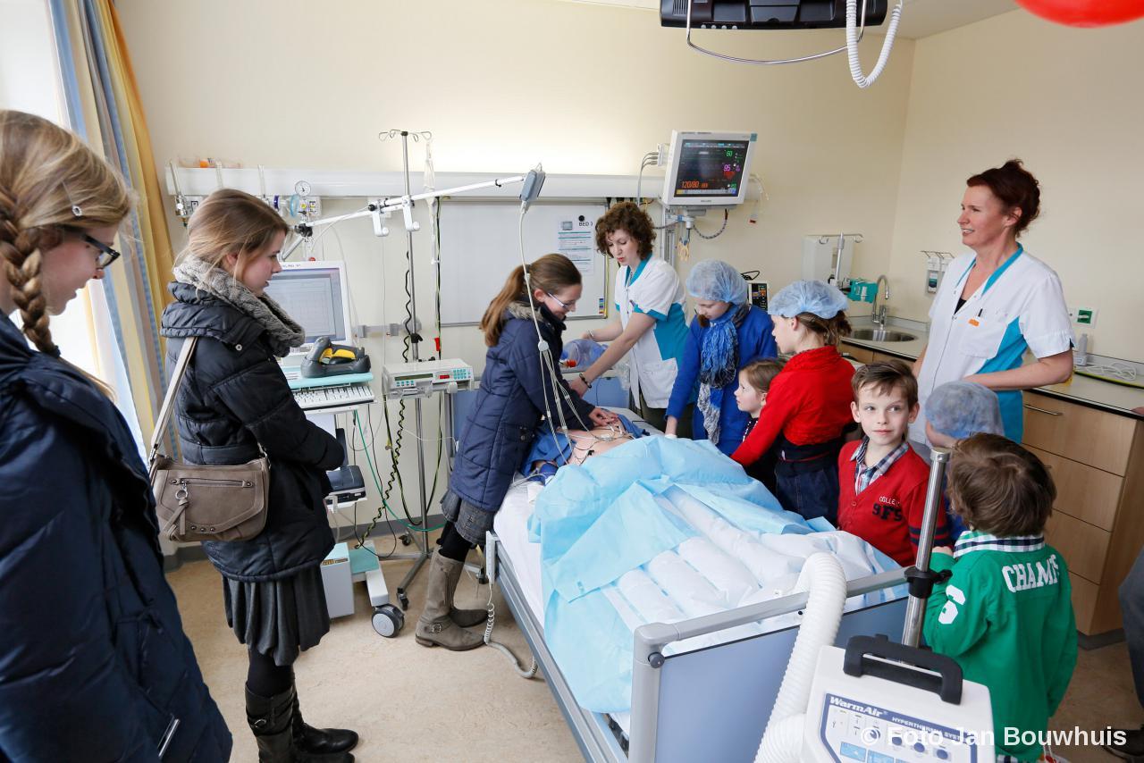 Open Dag 19 Maart Ziekenhuis Rivierenland | de Tielenaar