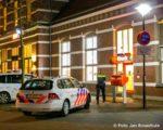 Tiel, 18 januari 2016 2e overval in 2 dagen op de Kiosk op het station Stationsplein. Maandagavond is de kiosk op het Stationsplein overvallen door twee onbekende mannen.