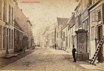 De Ambtmanstraat in 1882