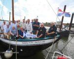 Juli 2012  Erkenning als varend monument voor Neeltje Jantje