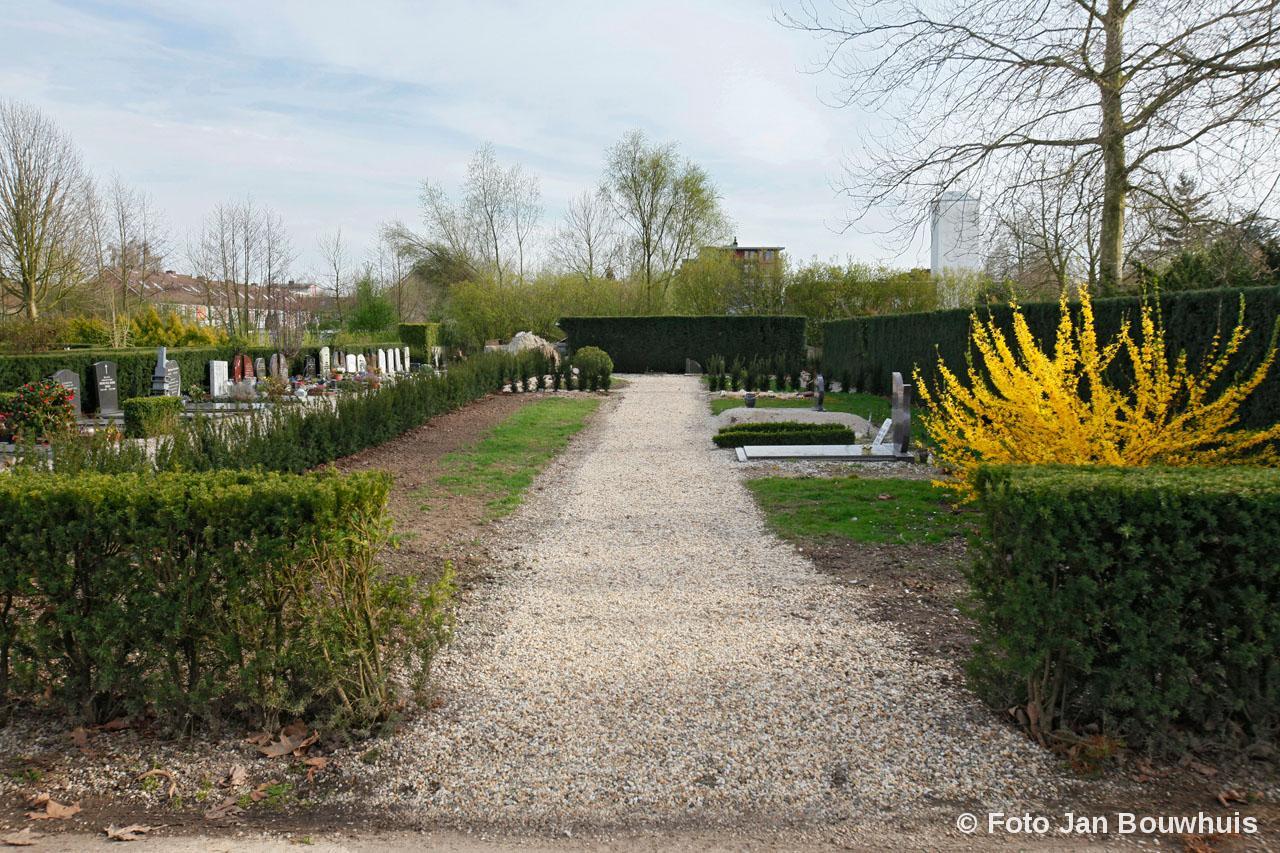 Begraafplaats Papesteeg