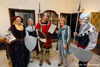 mei 2014: bezoek delegatie Vlaardingen aan Tiel