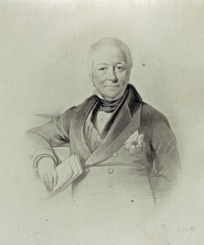 De Landdrost Johan Gijsbert Verstolk van Soelen