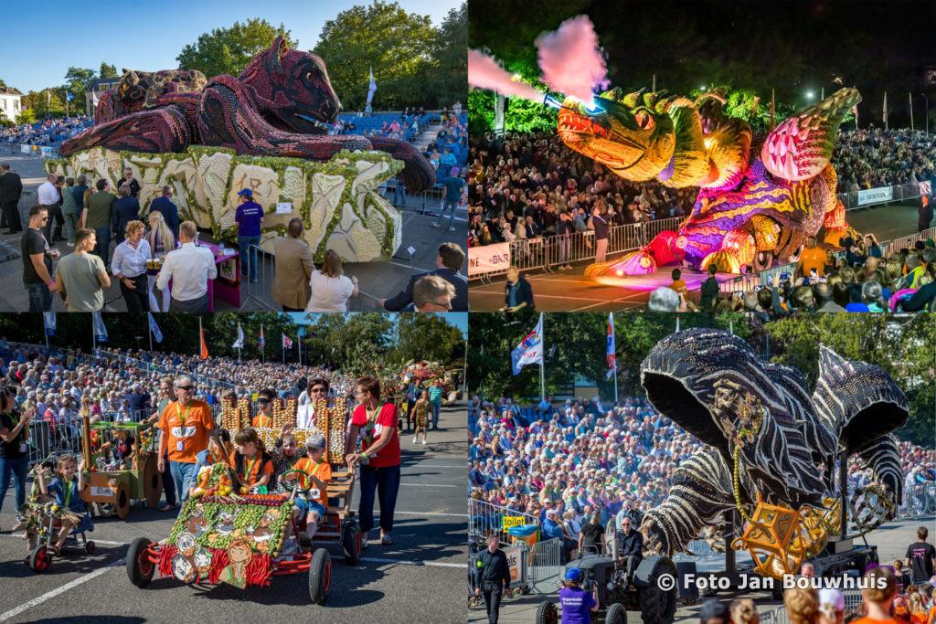Varik wint alle prijzen en veel meer bezoekers bij Fruitcorso | de Tielenaar - de Tielenaar