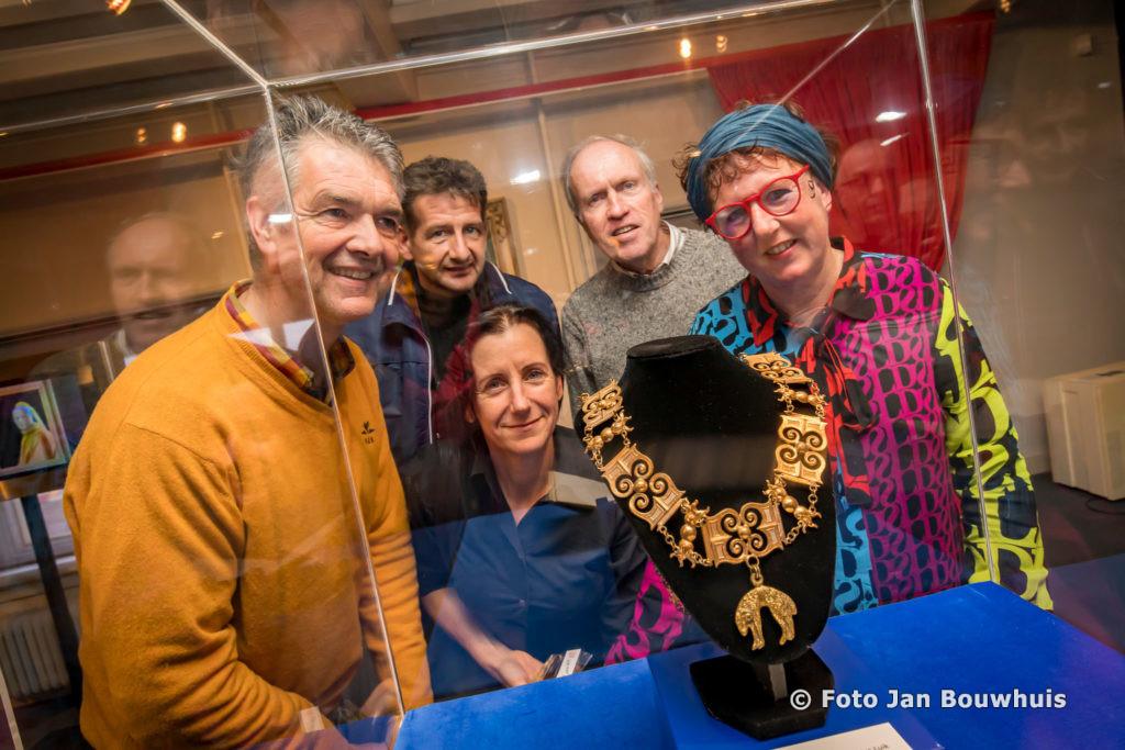 Johannes Vermeer, Karel Appel, Jacob Maris en Pablo Picasso in Tiel!? - de Tielenaar